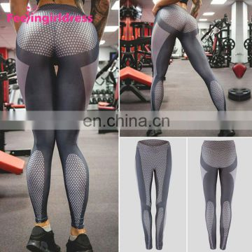 Wholesale Custom Hip Lifter Bodybuilding Private Label Fitness Yoga Sport Pants