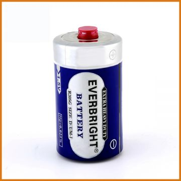 PVC Jacket Good Performance R20 Size D  Battery