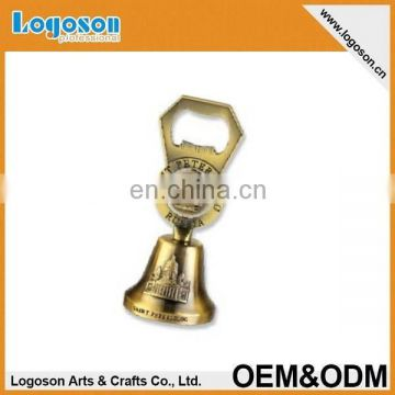 Personalized top quality gift souvenir RUSSIAN metal bell