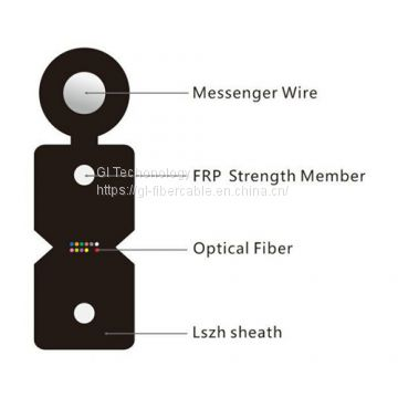 fiber optic cable single core FTTH cable