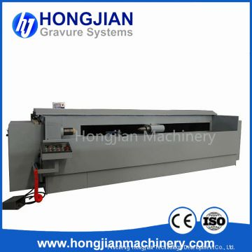 Spray Coating Machine for Embossing Cylinder Embossing Roller Embossing Roll