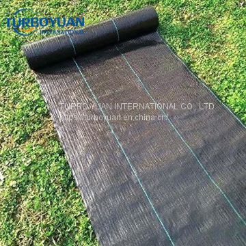 black or green color PP material debris fence netting / silt fence fabric