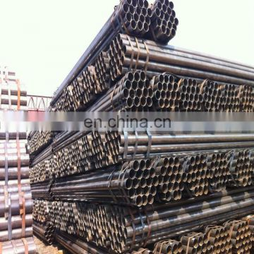 0.6-15mm 8 inch welded steel round tube / pipe
