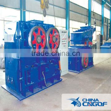 Gaofu four teeth roller crusher with best price for sale