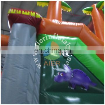 Dinosaur Inflatable Obstacle Course