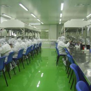 Industrial Air Clean Room Equipment, Materials, and Turn-Key Service