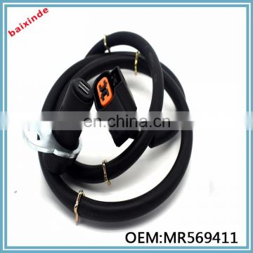 Baixinde Front ABS Sensor For Mitsubishi Pajero MR569411 MR569412