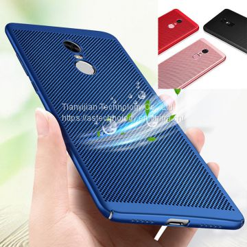 Fit For Xiaomi Redmi Note 4/4X/Mi6 Phone Case Cover Protector Heat Dissipation