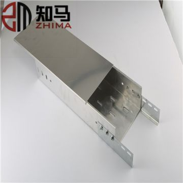 Low Voltage Ventilated Through Cable Tray
