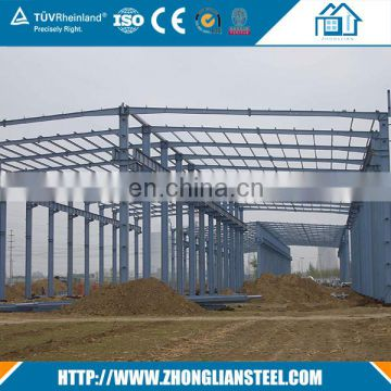 China manufacturer high rise prefabricated two story steel structure hotel building
