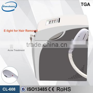 portable ipl for acne removel hair removal