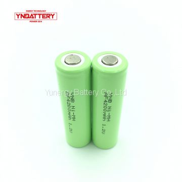 NI-MH battery AF size 1.2v rechargeable 4300mAh low self-discharge battery
