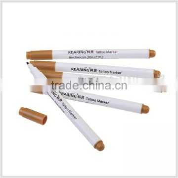 Tattoo skin marker pen with good quality,1 0mm tip,marking