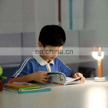 New USB rechargeable led lamp,cute cartoon Led night pet lamp,small desk lamp led for children