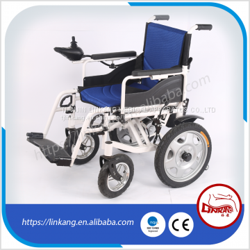 electric wheelchair with full-intelligent controller