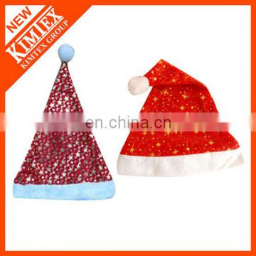 2013 Star design christmas festival hat