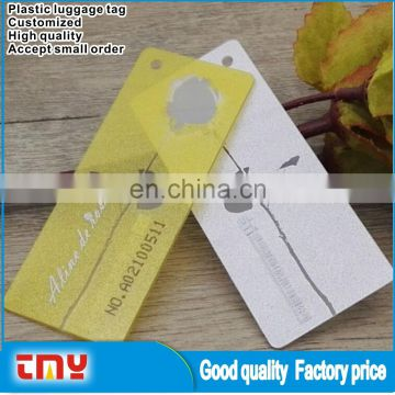 Fast Delivery Hot Sale Cheap Bulk Pvc Luggage Tag From China