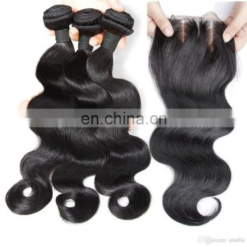 Virgin hair extension body wave brazilian hair dubai