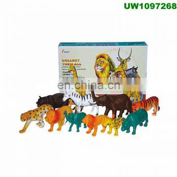 Farm Animal Models Toy Set, Realistic Animals Action Figure Model, Educational Learn Cognitive Toys