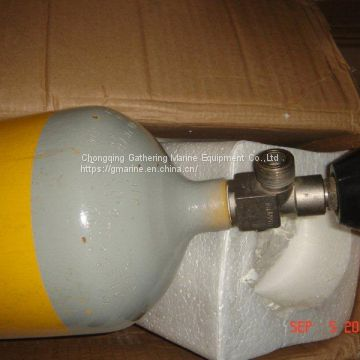 Hot Sale Cheap Spare Gas Cylinder for Air Breathing Apparatus