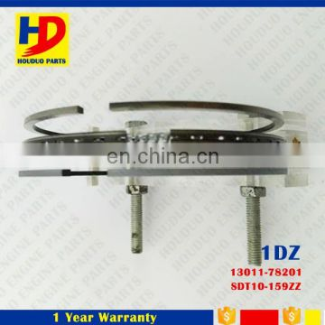 Fit For Toyota Engine 1DZ Cylinder Piston Ring Set 13011-78201 SDT10-159ZZ