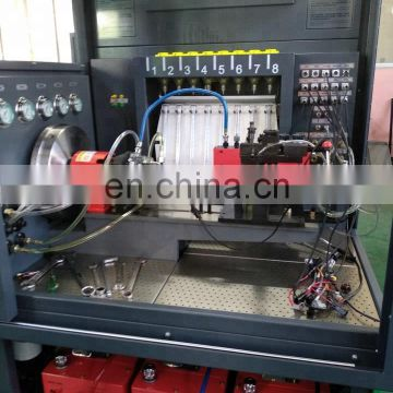 CR825 New All In One Line Multifunction Common Rail Diesel Fuel Injector Pump Testing Equipment,