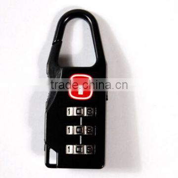 Best selling luggage password lock / digital password lock/ mini backpack lock