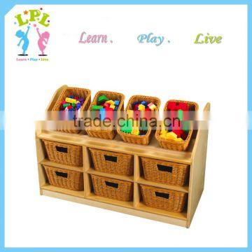 Wholesale Custom High Quality Wooden Preschool Classroom Furniture