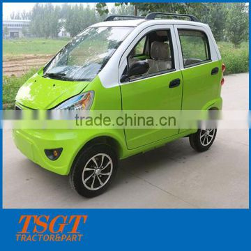 Four Seats For Taxi Use Newest Micro Mini New Energy Electric Car