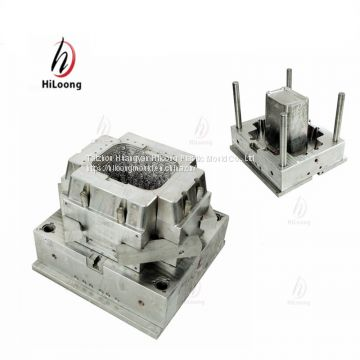 plastic injection mold hot products basket mould factory