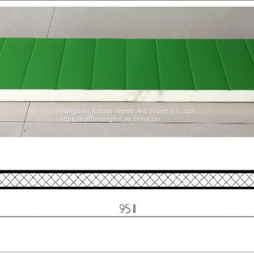 Metal Roofing PU Sandwich Panel Polyurethane Sandwich Panel