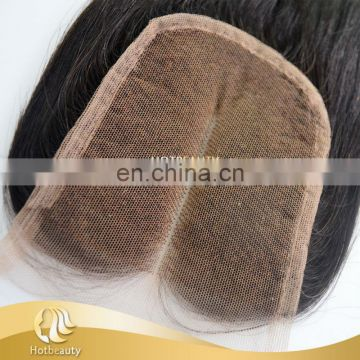 Top Sell High Quality Brazilian Virgin Human Hair Lace Closure 10''-20'' are available