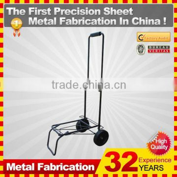 kindle 2014 new durable folding professional customized retail shopping trolley/cart for sale