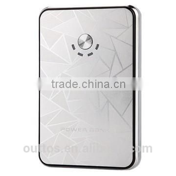 High capacity 8800mAh Top selling usb power banks with Dual USB port