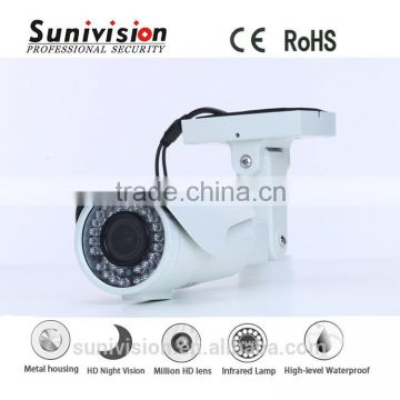 2016 HOT security product Waterproof 1/3 of Sony ccd 700tvl Outdoor Bullet Camera                                                                         Quality Choice