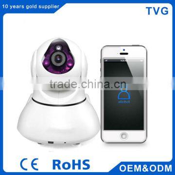 NVR H 264 p2p Mini wifi Camera IP ONVIF Multi-stream WPS Wireless hidden  camera wifi ip 720P