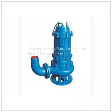 QW  submersible small electric sewage transfer pump