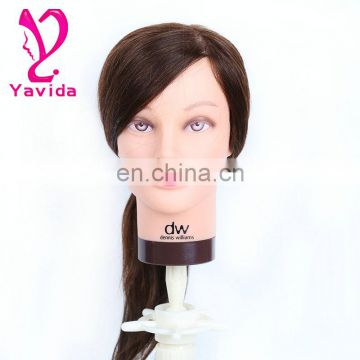 Wholesale Cheap Chinese Remy Human Hair Trainning Head