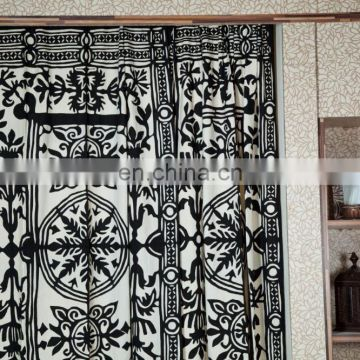 home decor indian designer window curtain made in india curtains