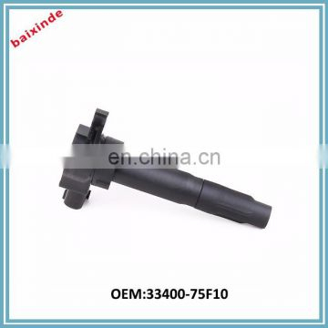 ignition coil 33400-75F10 for SUZUKI K14