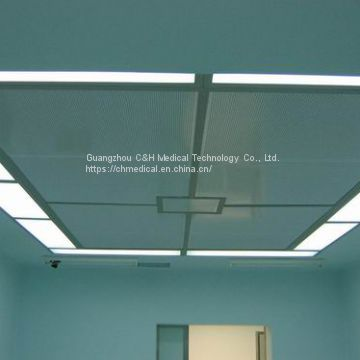 Laminar Air Flow Clean Operating Theater using Laminar Air Flow Ceiling System