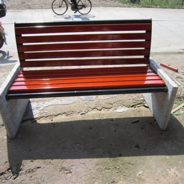 Stone Gery Outdoor Leisure Chair Perfect Polishing  45kg