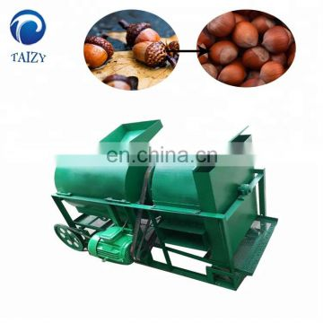 Taizy Korea acorn sheller machine/Acorns sheller acorn nut shelling machine