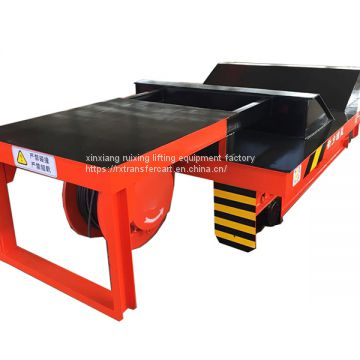 400 tons Battery Powered Industrial Material Transfer Cart