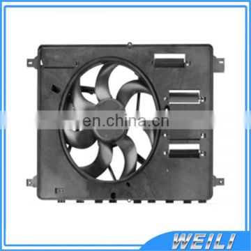Electric Cooling Fan / Condenser Fan / Radiator Fan Assembly 6G918C607G for FORD Mondeo