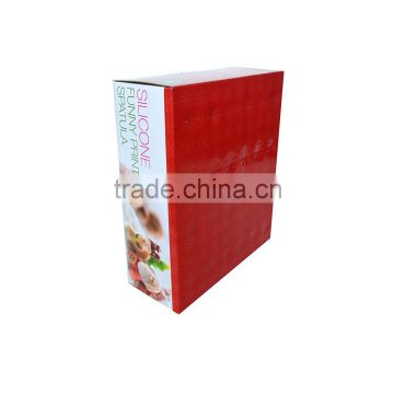 Professional printed corrugated packaging box                                                                         Quality Choice