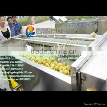 MSTP-1000 High efficiency potato washng and peeling machine,fruit washing machine,commercial vegetable washer with attrition