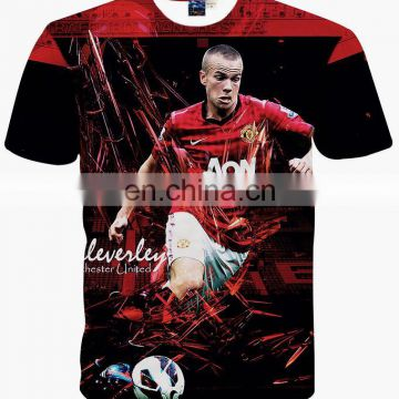 football club PRINTED T SHIRT