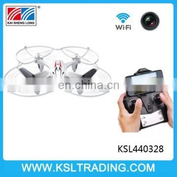 2.4G 4CH Wifi FPV RC Quadcopter toy with Camera