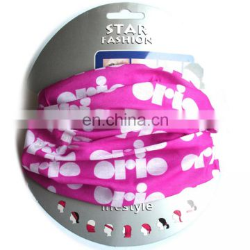 Customise High Quality Multifunctional Seamless Bandana/Tube Mask Bandana